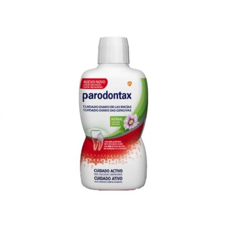 PARODONTAX HERBAL COLUTORIO 1 ENVASE 500 ML