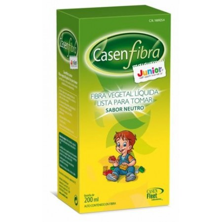 Casen fibra junior 14 sticks de 2,5 g