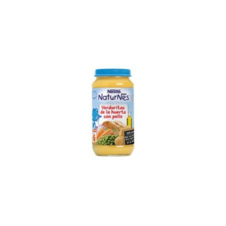 Nestlé Naturnes verduritas de la huerta con pollo 250 g