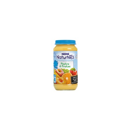 Nestlé Naturnes postre 6 frutas 250 g