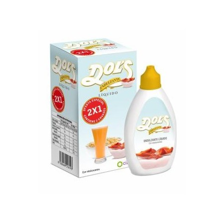Duplo Dol's Endulzante Solución 2x75 ml