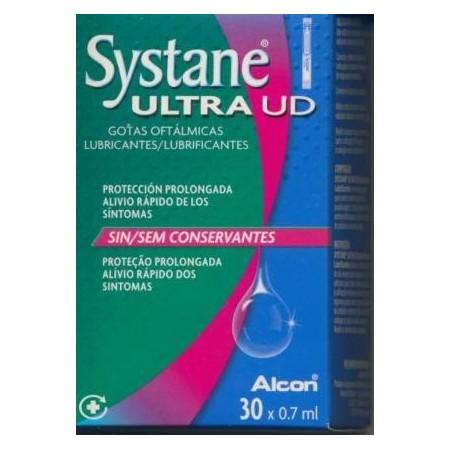 Systane Ultra UD 30 monodosis de 0,7 ml c/u