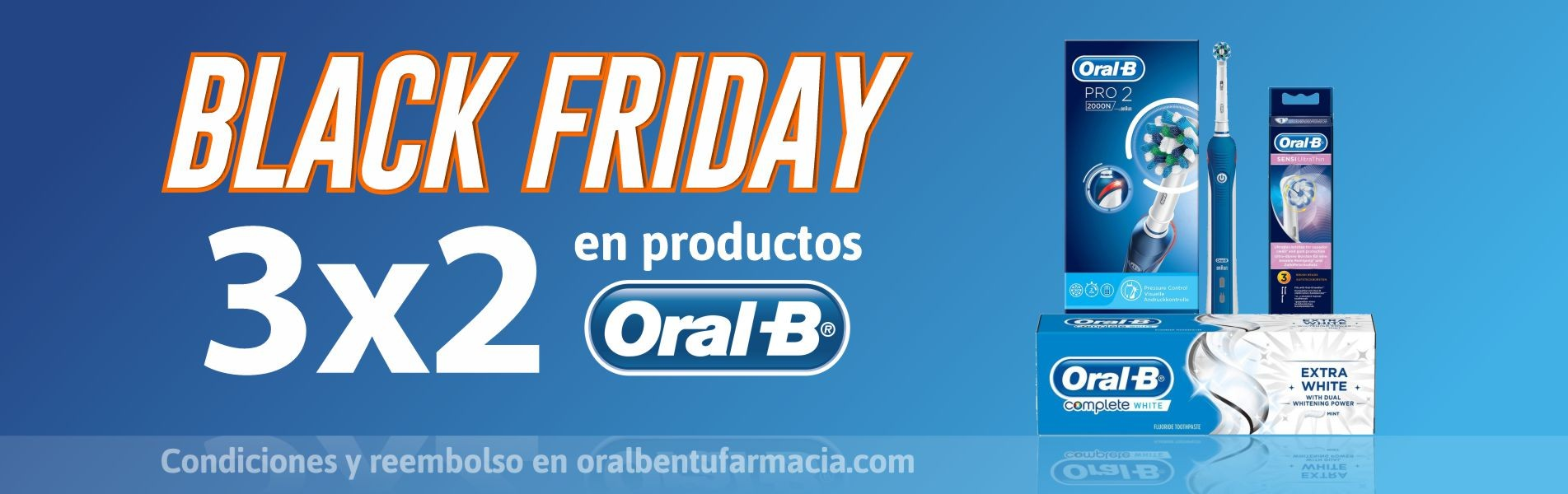 Oral B  3x2